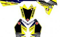SM SUZUKI LTR450 quad racer1