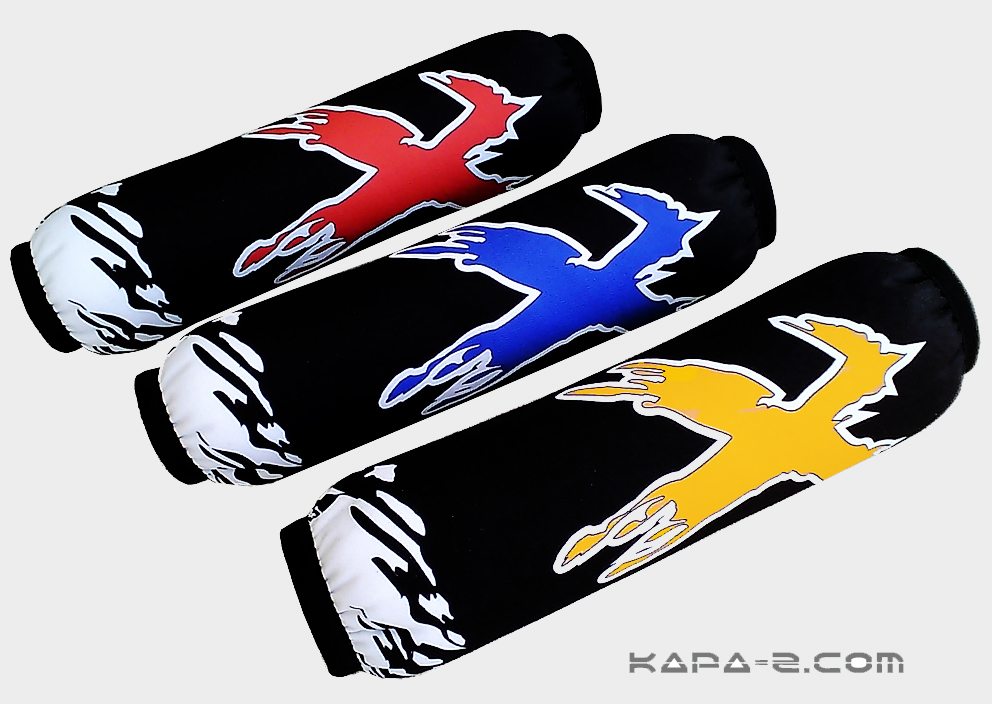 Housse amortisseur shock covers kapa z fabricant for Housse moto yamaha