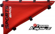 PAGINA NET BIKE BAG RED