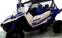 Yamaha YXZ parabrisas fr lat PUB